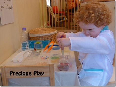Precious play lab 4