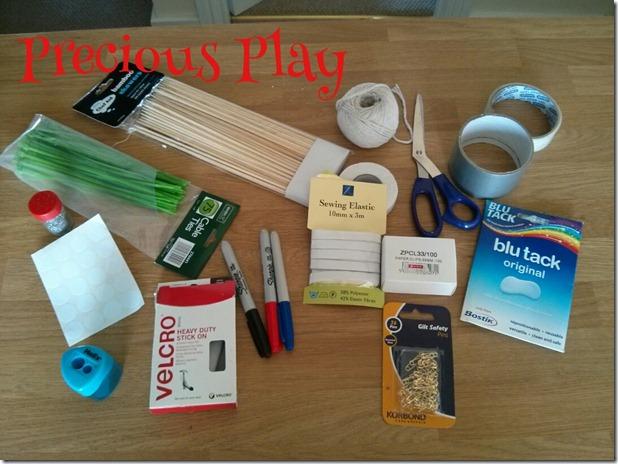 Precious Play Tool kit 18